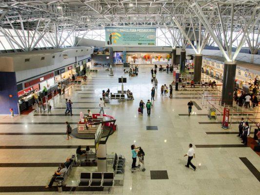 aeropuerto recife interior