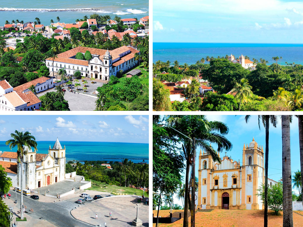 Iglesias de Olinda