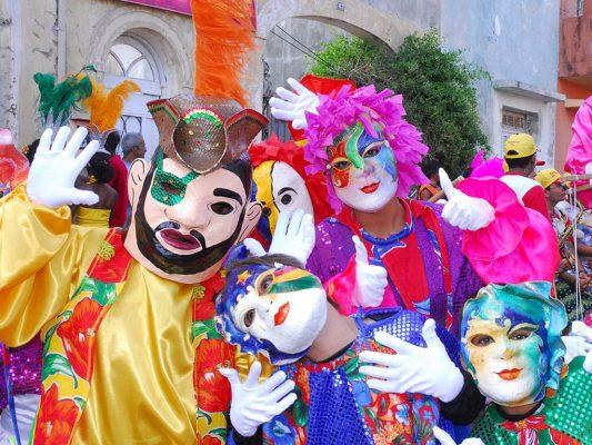 Carnaval en Olinda - Recife