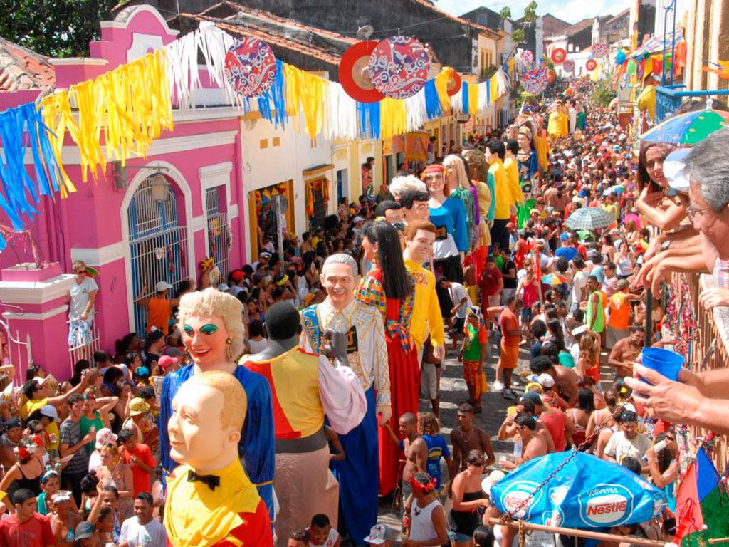 Carnaval en Olinda
