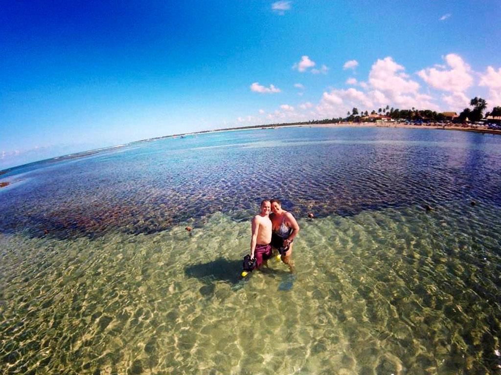 Snorkel en lasPiscinas naturales