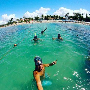 snorkel boa vida