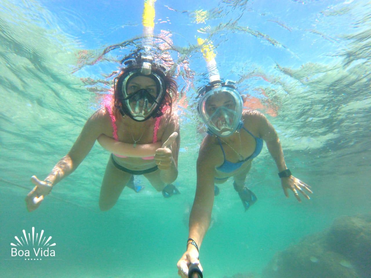 porto de galinhas snorkel