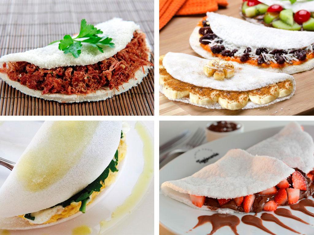 tapioca gastronomia