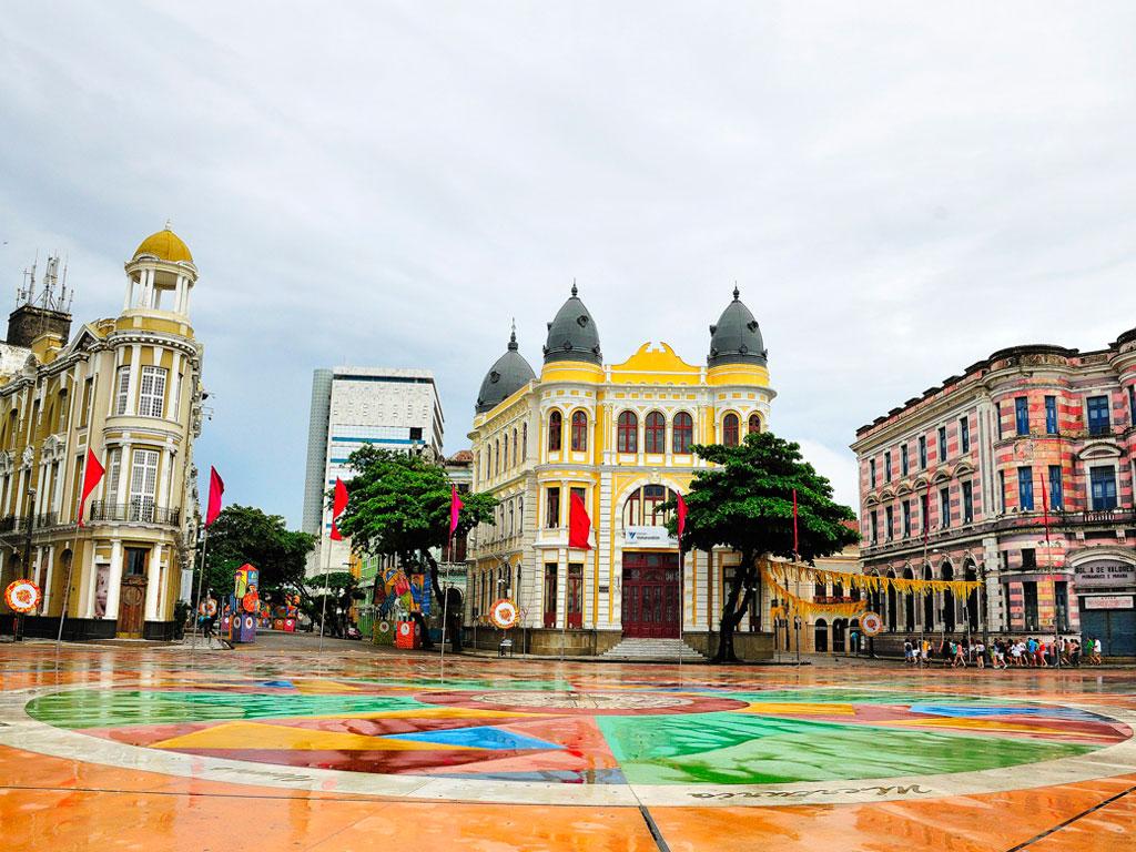 Paseo a Recife con Guía