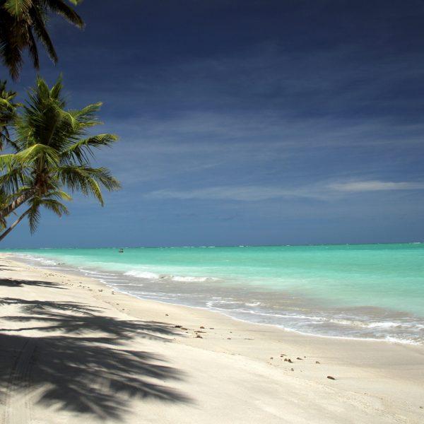 Playa de Antunes en Alagoas