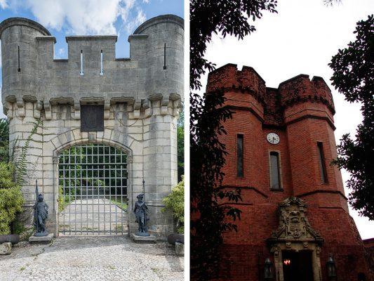 Instituto Ricardo Brennand castillo