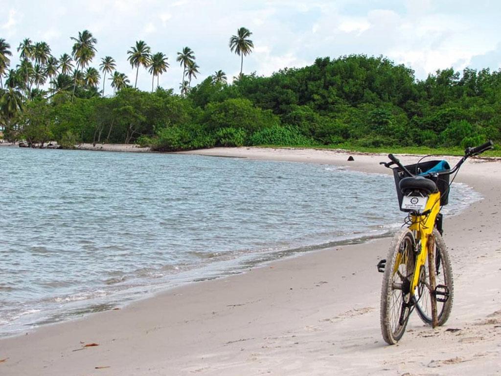 alquiler bicicleta porto de galinhas