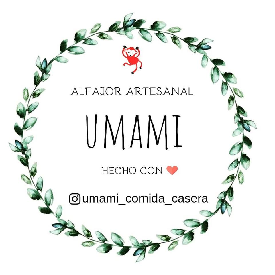Logo Umami Alfajores artesanales