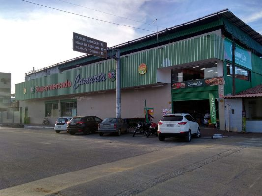supermercado camarta porto de galinhas