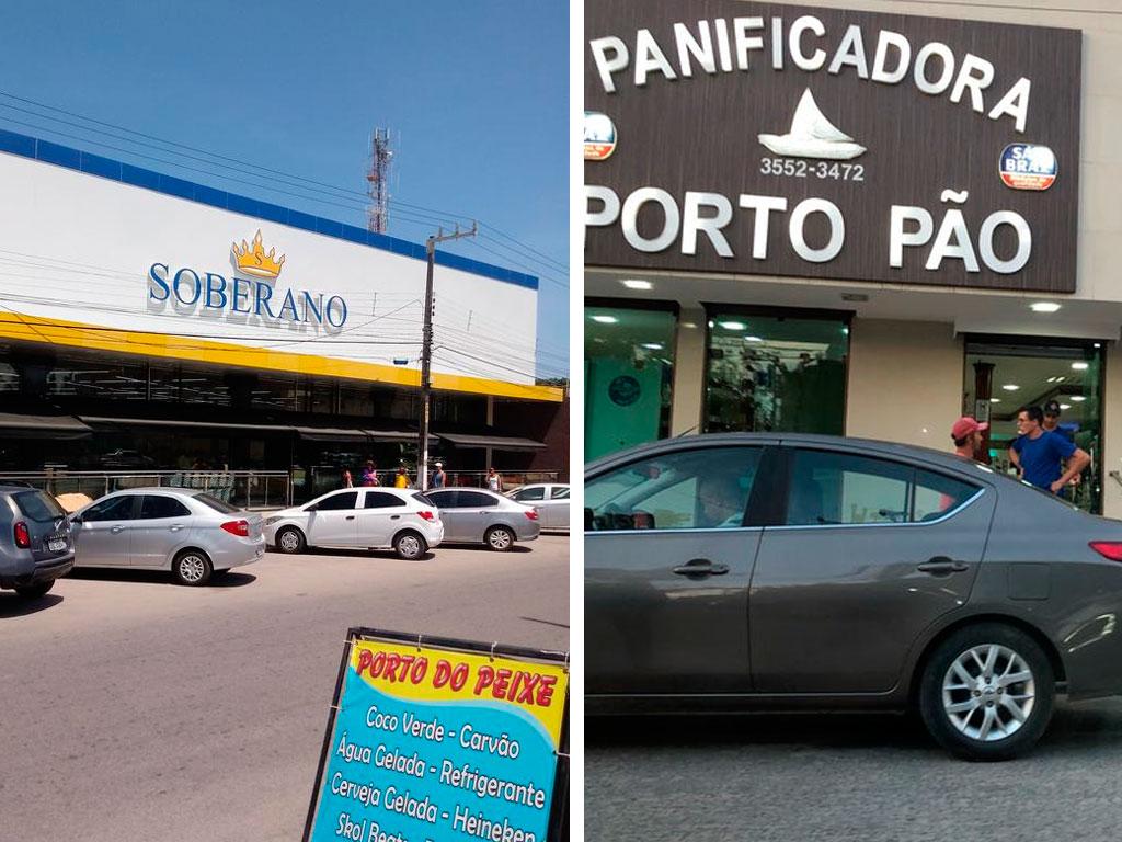 Supermercado Soberano y Porto Pao Porto de Galinhas